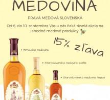 AKCIA MEDOVINA