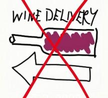 Zrušnie rozvozu vína