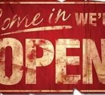 soboty opäť otvorené
