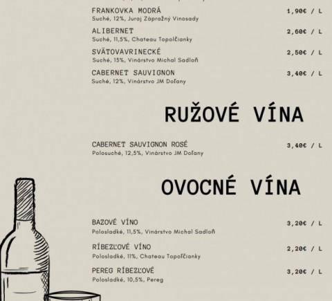 rozvoz sudového vína