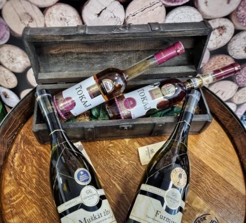 novinky od vinárstva OSTROžOVIČ