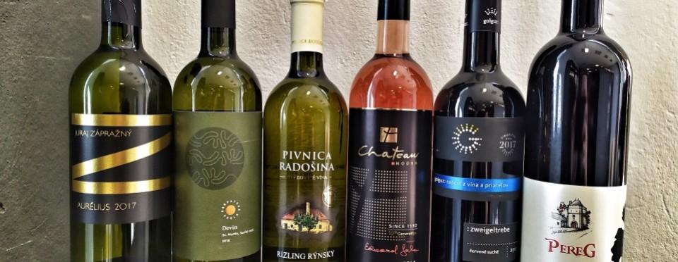 Kvalitné, vyberané vína a mnoho iného